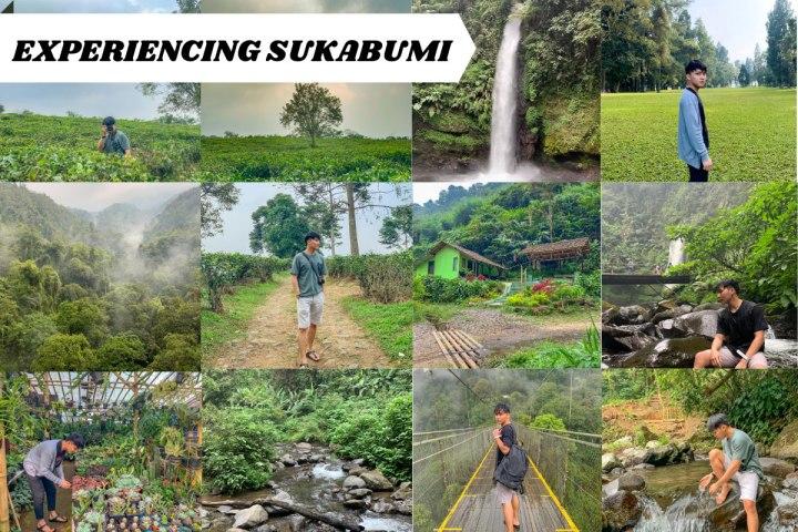 SUKABUMI TRIP 3 HARI 2 MALAMITINERARY